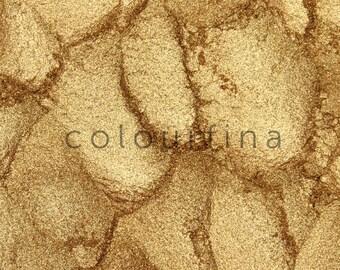 Golden Brown Mica powder