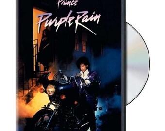 Prince Purple Rain DVD 1984