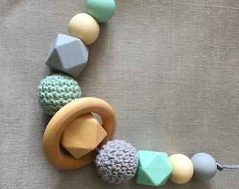Mama necklace ~ Breastfeeding Necklace