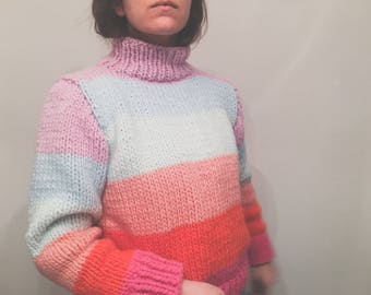 KAYA SWEATER - Knitting Pattern