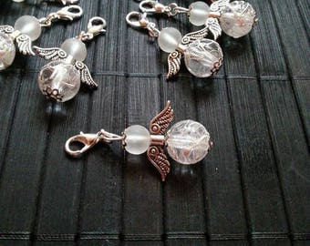 20 piece pendant gift Angel, baptism, communion, wedding, white