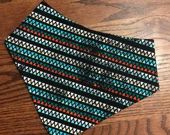 Dog bandana- stripes