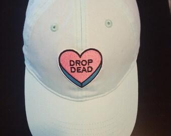 Drop dead hat