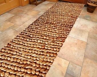 Pvc rug - Area rug - kitchen rug - Floor mat - Flooring - Vinyl Floor - Kitchen Flooring – 612