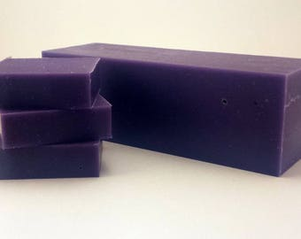 Lilac  Handmade Soap All Natural All organic