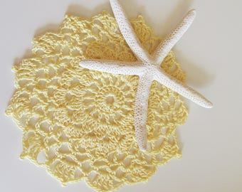 Hand Crafted Doily