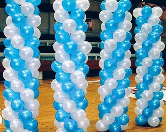 Balloon Stand Etsy