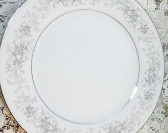 Camelot China Dinner Plates in Carousel #1315 - Set of 2