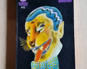 Tiger! Tiger! Paperback Sci-fi by Alfred Bester 1967
