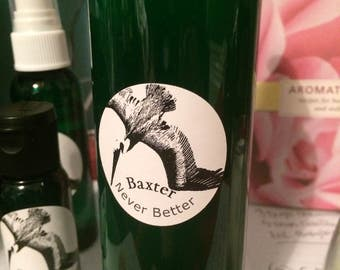 Vegan and Organic Baxter Body Wash by Never Better