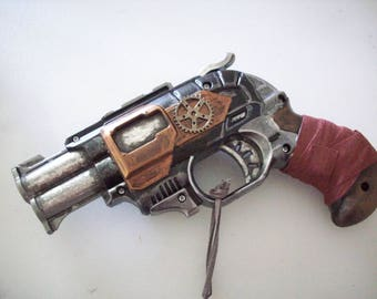 Steampunk toy gun Mod - Black & Copper