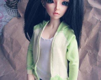 MSD clothes hoodie bjd 1/4 minifee