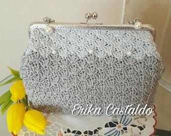 Handmade Pearl bag