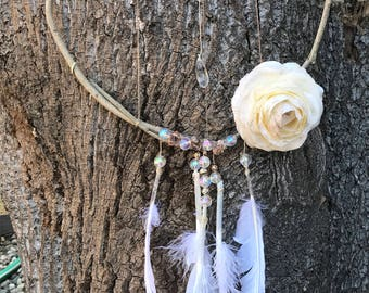 The Dusty Rose dreamcatchers collection