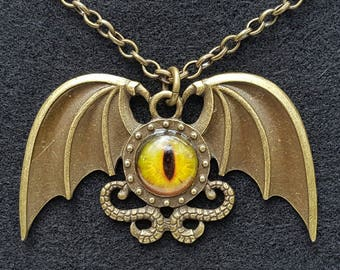 Dragon Wings with eye