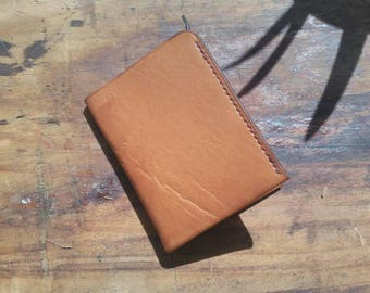 Simple business card holder wallet