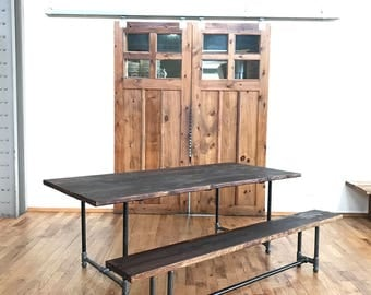 Farmhouse Tables and Benches