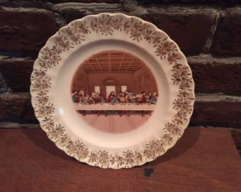 Lord's Supper Plate