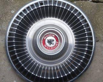 1965 Vintage Buick Wildcat Hubcap
