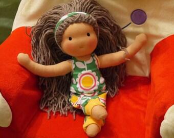 """Waldorf doll - 33 cm/13"""" - Gerda"""
