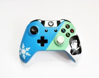 Xbox One Custom Controller Overwatch