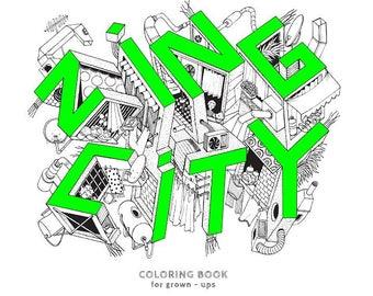 ZING CITY by Ledia Kostandini