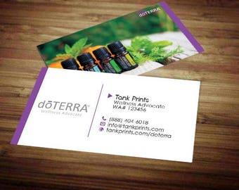 doTERRA Business Card Design 8