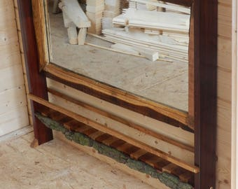 Mirror, Tower mirror, wall mirror to fit, circus wagon