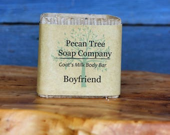 Boyfriend Goat's Milk Body Bar Soap