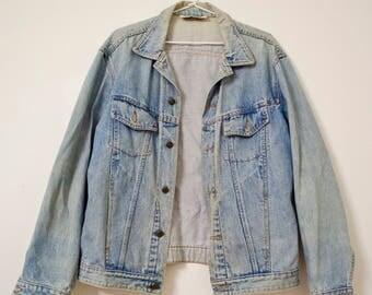 1980's PROTOtypes Vintage Denim Jacket
