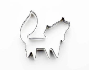 Fox Cookie Cutter Cookie Cutter - Animal Fondant Biscuit Mold - Pastry Baking Tool Set