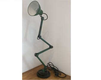Industrial EDL Machinist Lamp
