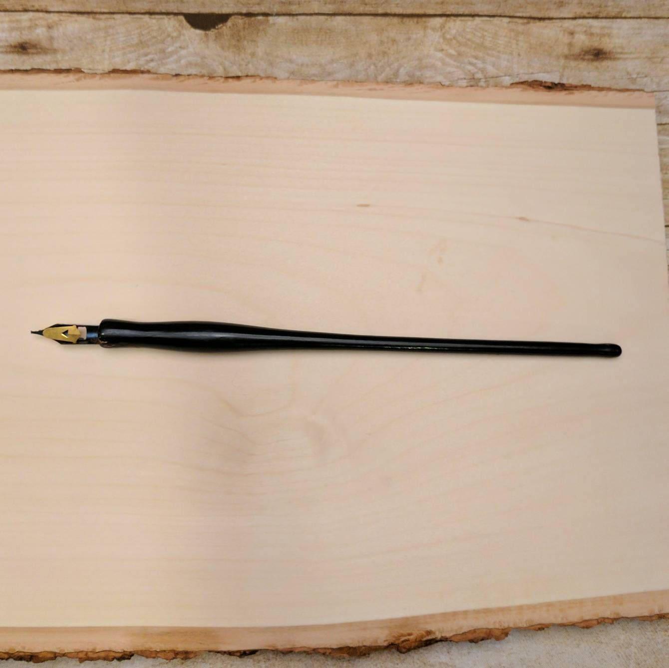 Vintage 1343 E Faber U S A Calligraphy Dip Pen With No