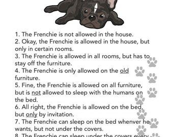 Frenchie's House Rules