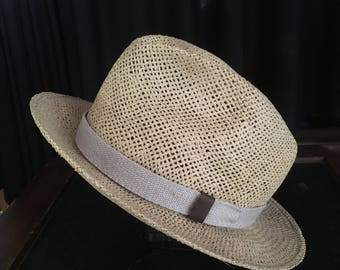 Bailey of Hollywood Lite Straw Fedora