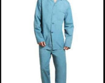Egyptian cotton men pjs/ stock lot