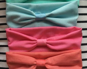 Headbands for bows