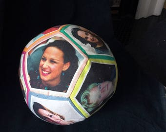 Personalized Portrait Ball