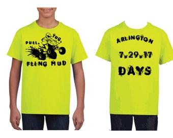 Arlington Days Mud Bog Shirt
