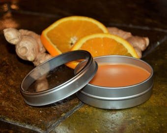 Orange Ginger Salve