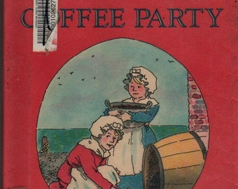 The Boston Coffee Party - Doreen Rappaport - Emily Arnold McCully - 1988 - Vintage Kids Book