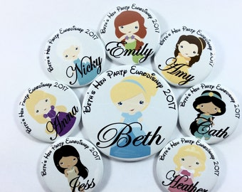 Bachelorette Buttons, Bachelorette Name Tags, Bachelorette Party Button