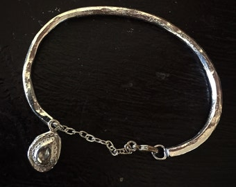 Sterling silver bracelet Ancient Collection