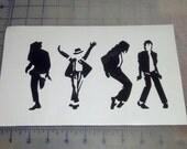 Michael Jackson Laptop ipad mini STICKER on sale
