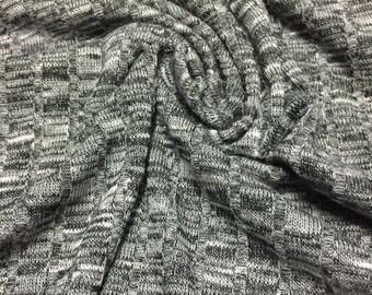 Stretch Knit Fabric 7/8 Yard