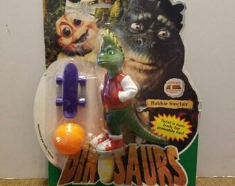 Dinosaurs Robbie Sinclair MOC