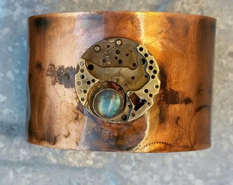 Time waits for no man - Copper Cuff