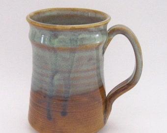 Stoneware Coffee Mug - Ponderosa Variation Glaze