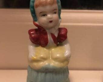 Bell Porcelain Girl