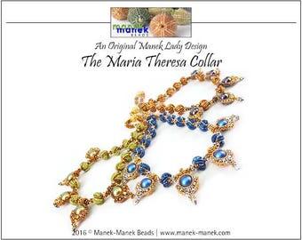 eTUTORIAL The Maria Theresa Collar